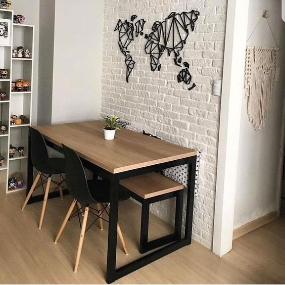 13 Small Dining Room Decorating Ideas