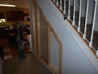 Hidden Room Under the Stairs : 11 Steps (with Pictures) – Instructables