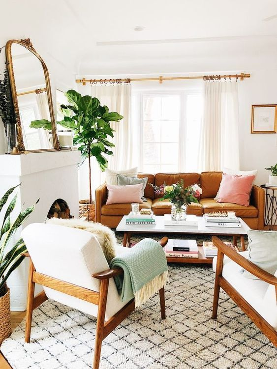 33 Amazing Living Room Interior Schemes Ideas for Your Cozy House HCYlife Blog