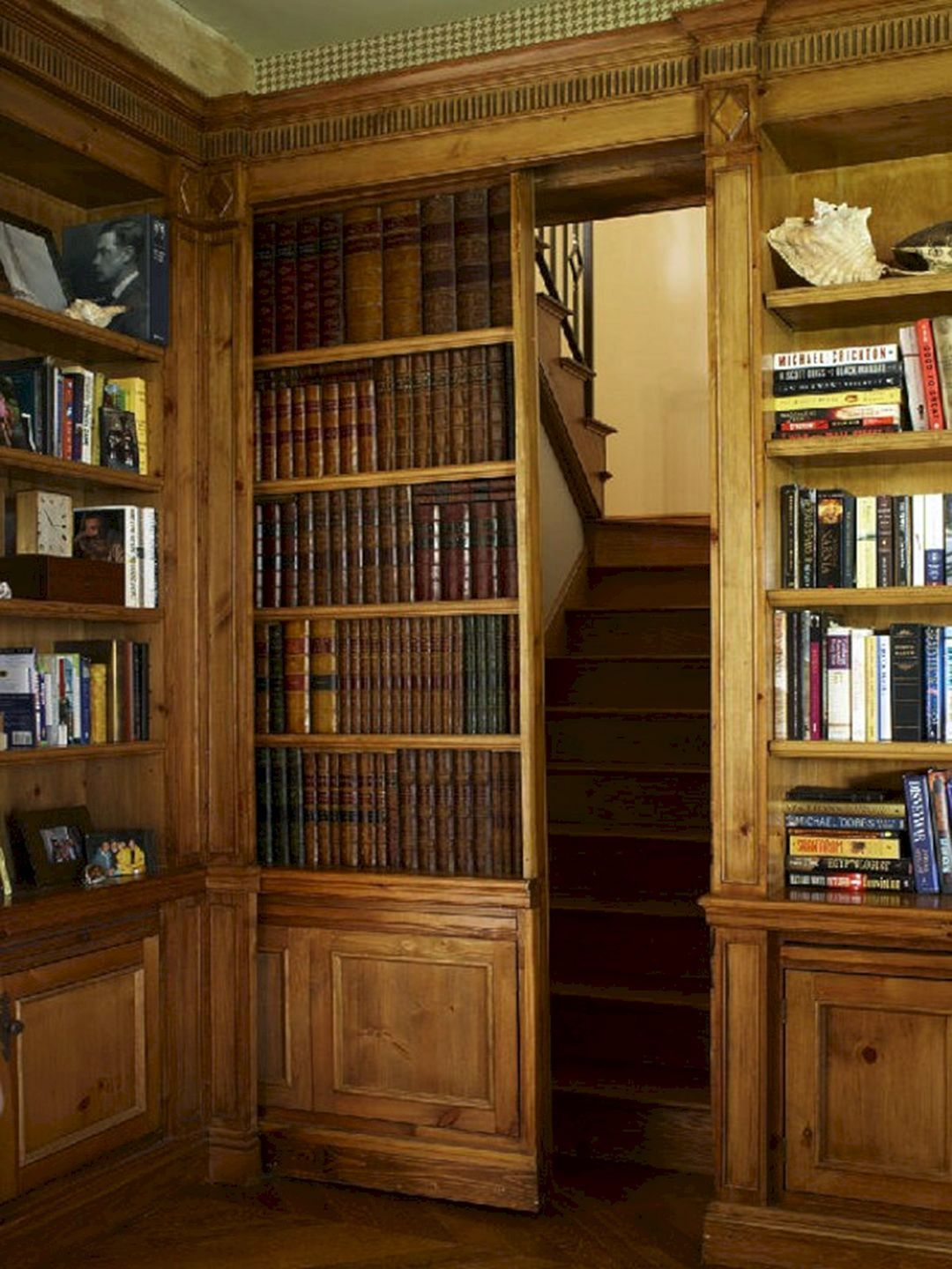 7 Amazing Hidden And Secret Room Ideas You Must Have  #Interior