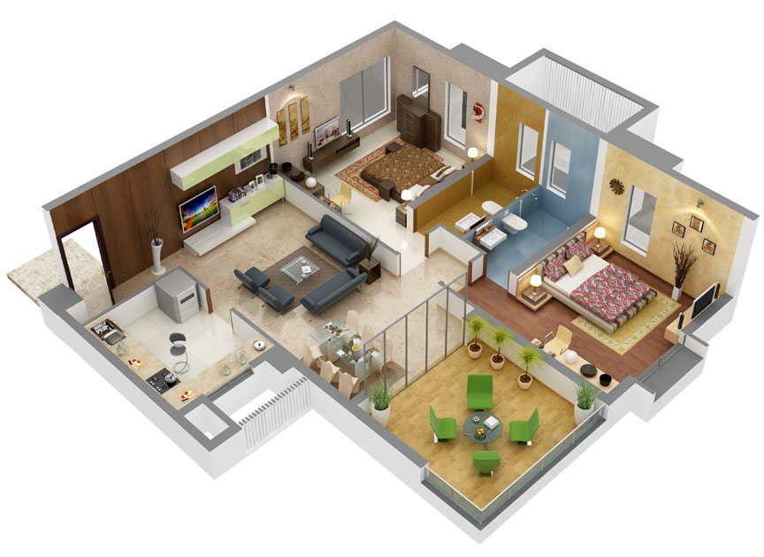 I migliori programmi per disegnare stanze e edifici, arredare casa in 3D e progettare appartamenti, facili da usare. 5 Software gratis per arredare case.