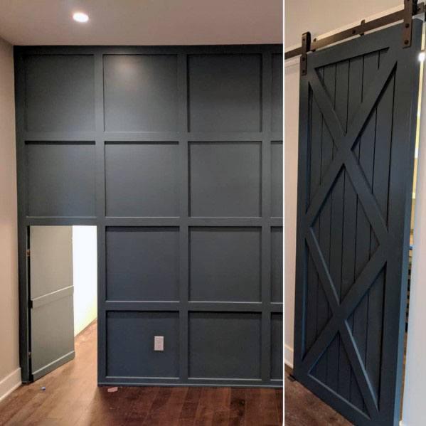 Top 50 Best Hidden Door Ideas – Secret Room Entrance Designs