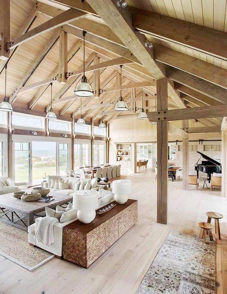 Beach Barn House Style – Home Tour | COCOCOZY