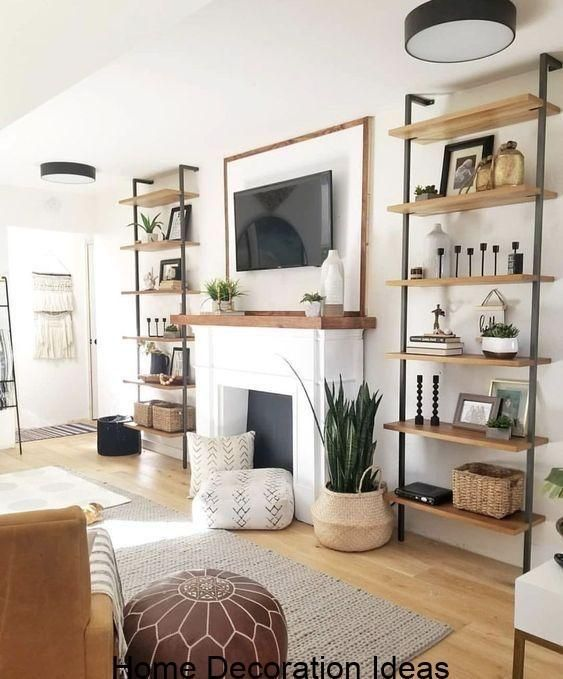 Awesome Century Living Room Decor Ideas 12: Modern Boho
