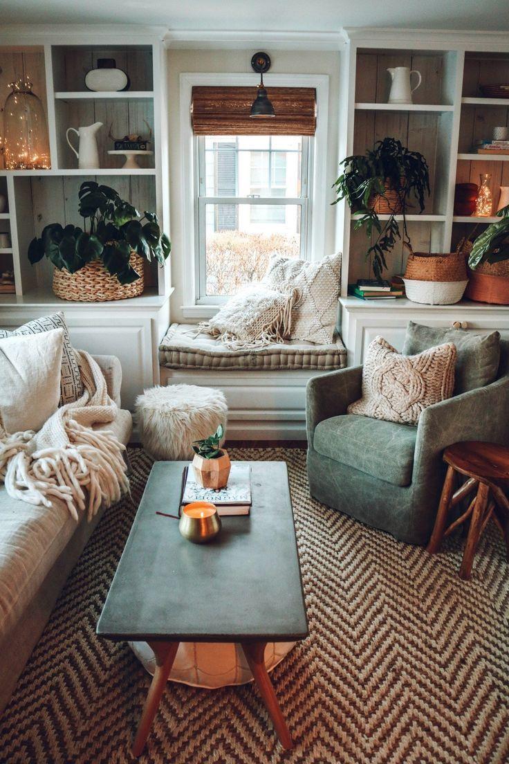 Gorgeous interior designed space