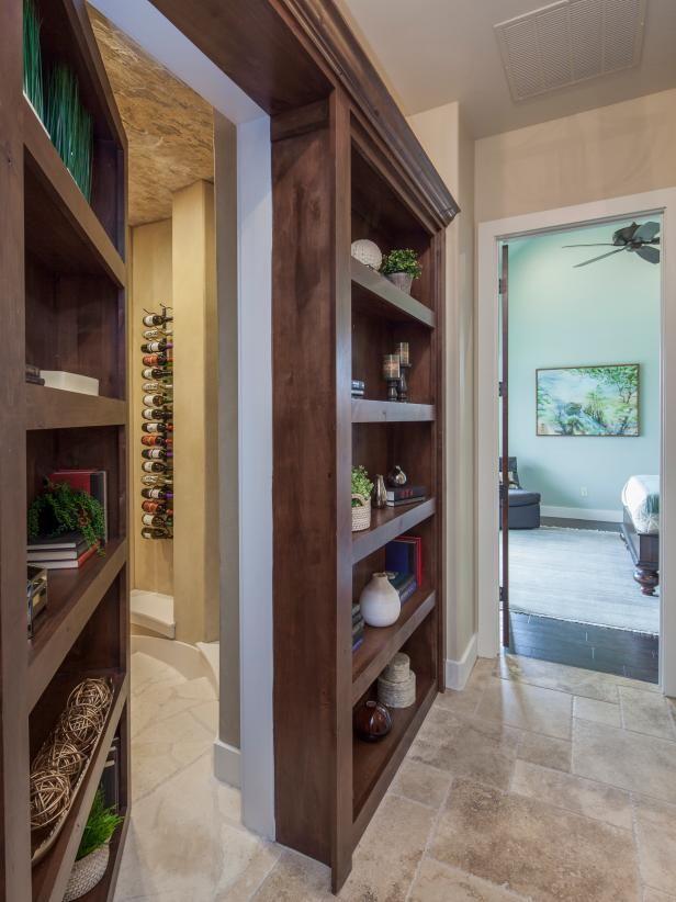20 Cool Hidden Rooms Secret Passages | DIY