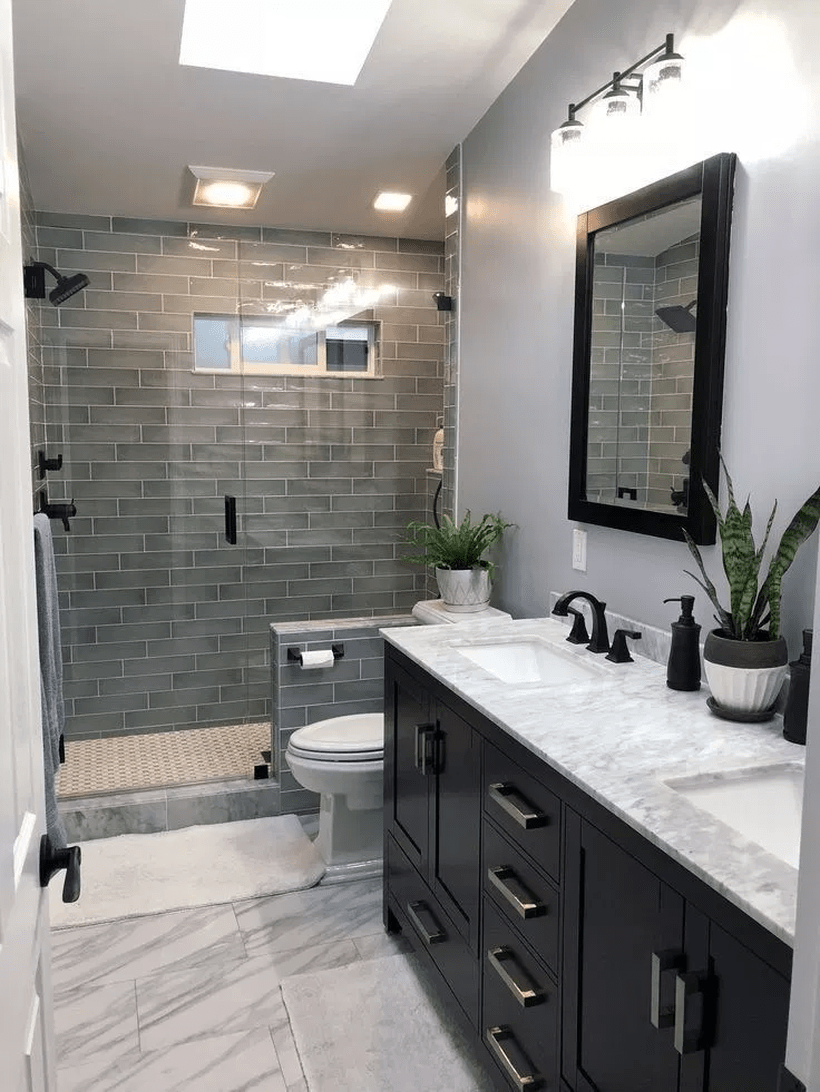 Small Bathroom Renovation Ideas Awesome But Low Budget (Under $4,000)