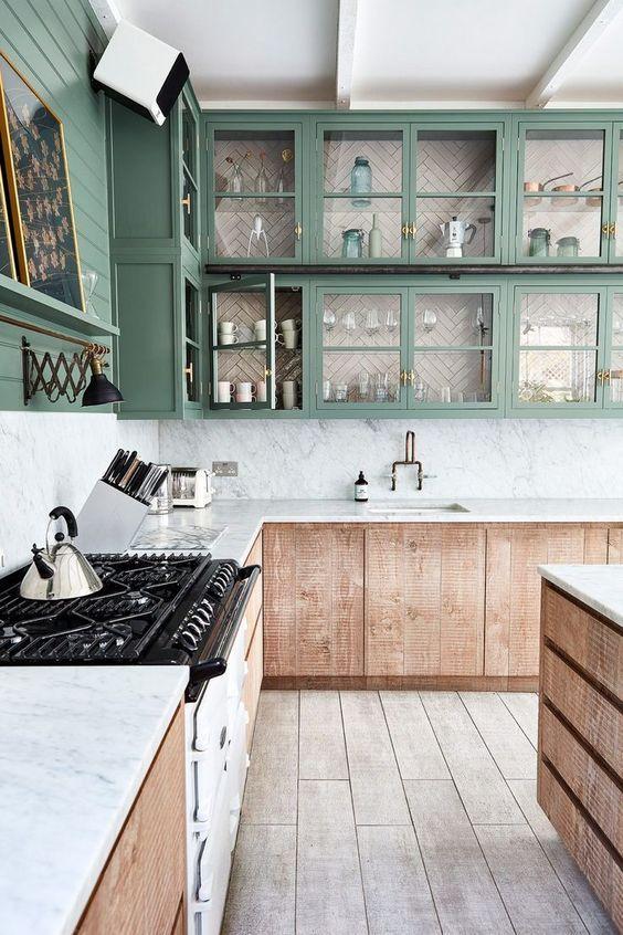 5 gorgeous natural wood kitchen designs we love