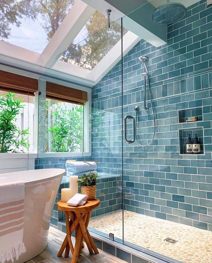 35 Simple And Beautiful Small Bathroom Ideas 2019 – Page 37 of 37 – My Blog