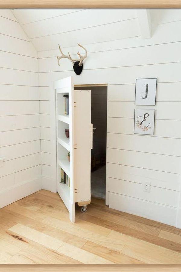 Hidden bookcase doorHidden bookcase door37 funny and unique ideas of secret rooms for your hiding place design by …37 fun and unique ideas of secret rooms for your hidden interior…