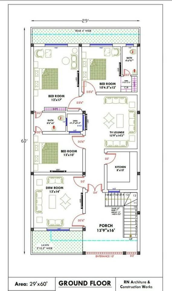Standard House Plan Collection – Engineering Discoveries