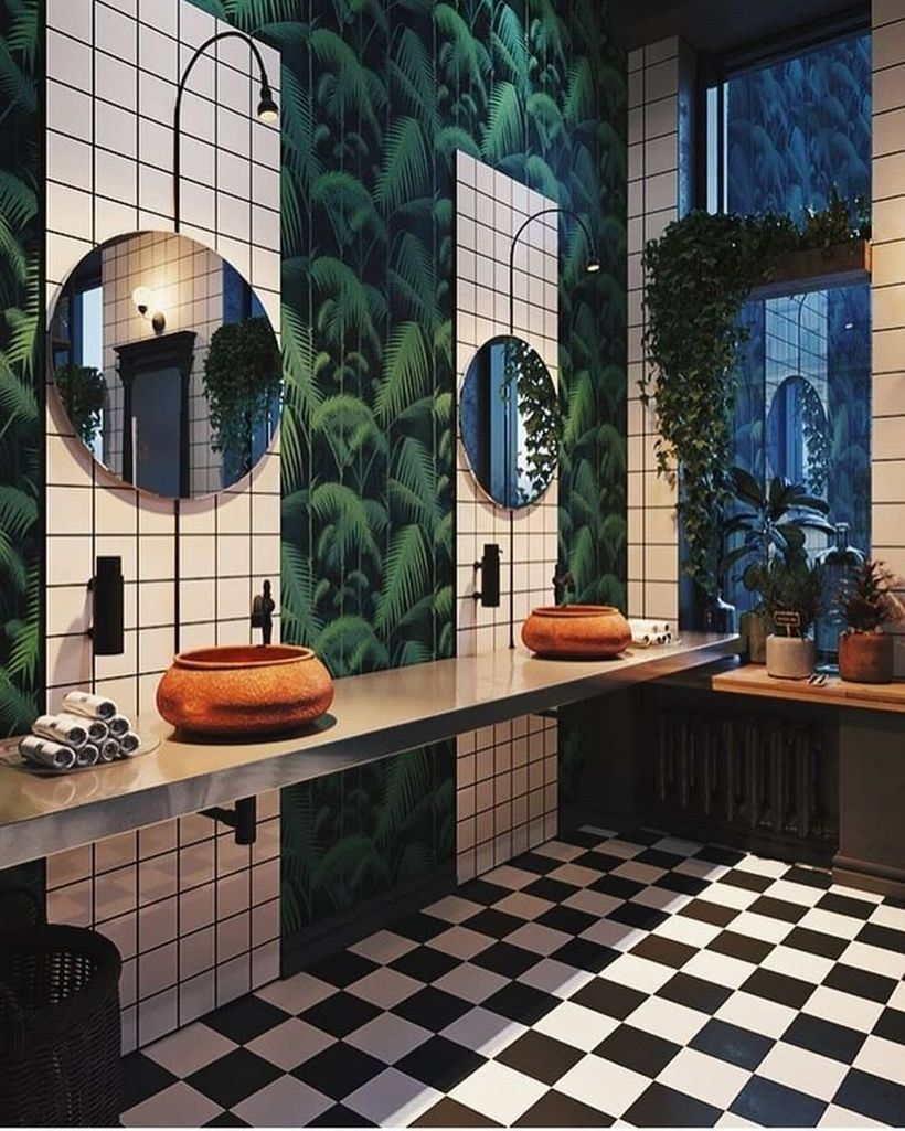 51 Amazing Bathroom Tile Design That You Have To Try