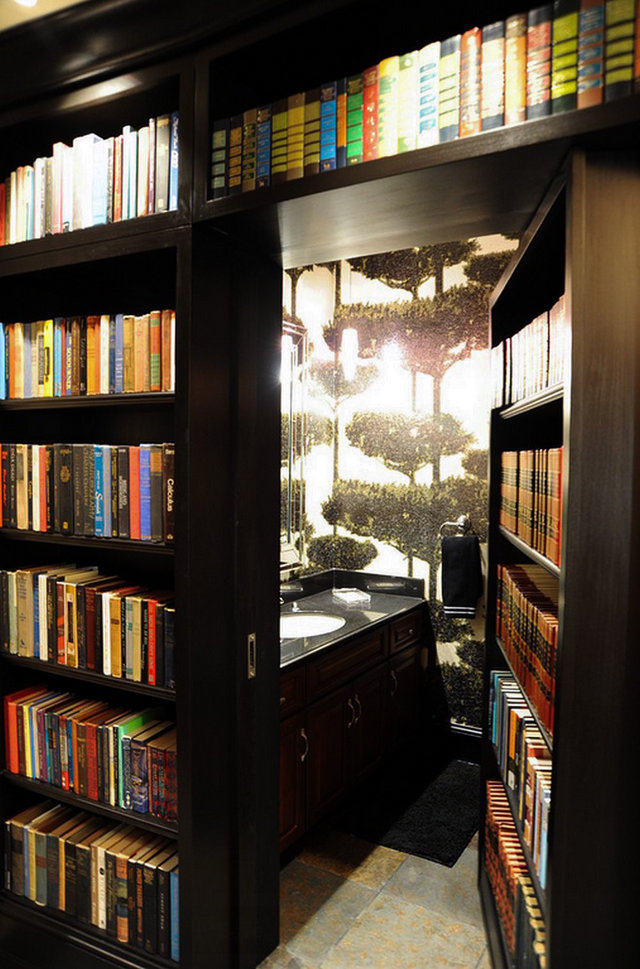 Secret Passages, Hidden Rooms, And Staircases – Thrillist