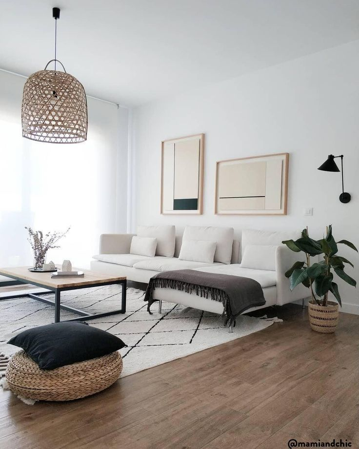 Netural Living Room Decor #Wohnzimmer #modernesWohnzimmer – #Decor #living #mode…,  #Decor …