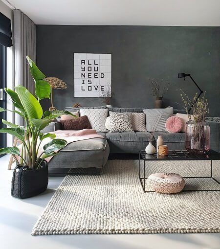 roze in je interieur | Het voorjaar in huis met de kleur roze | woonkamer ideeën | living room decor ideas | luxury living room | interieur ideeën | interieur…