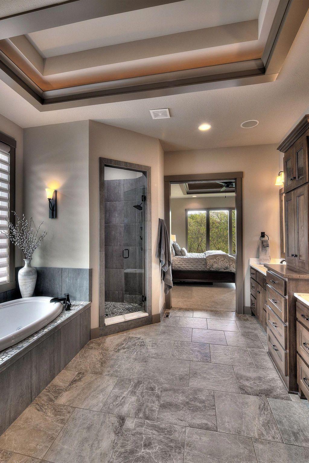 36 Amazing Bathroom Tile Ideas To Beautify Your Bathroom