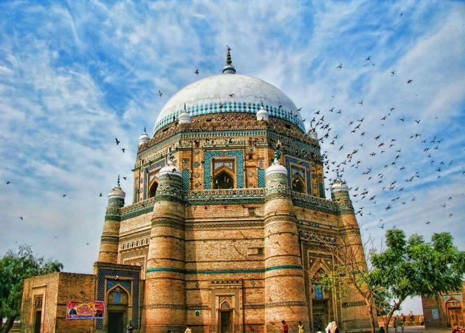 Tomb-of-Shah-Rukn-e-Alam.