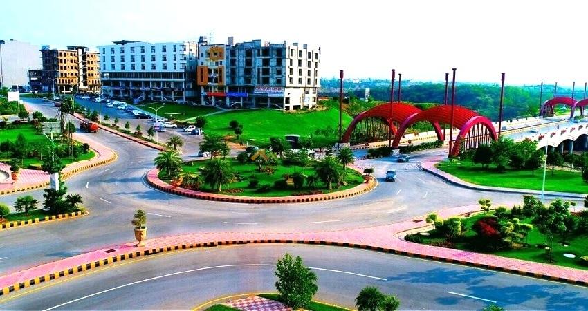 Gulbeg Islamabad