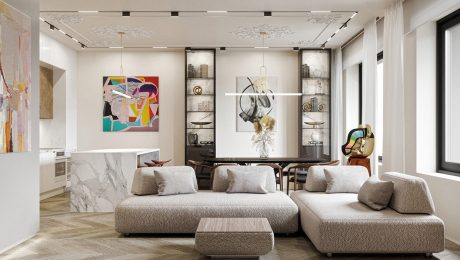 Decorating-Fascinating-Spaces-With-Colourful-Art-Accents
