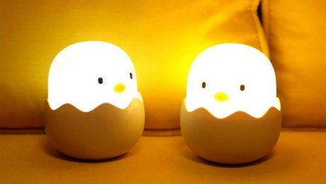 Product-Of-The-Week-Cute-Hatching-Chick-Night-Light