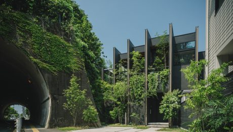 A-Peaceful-Japanese-House-Surrounded-By-Greenery