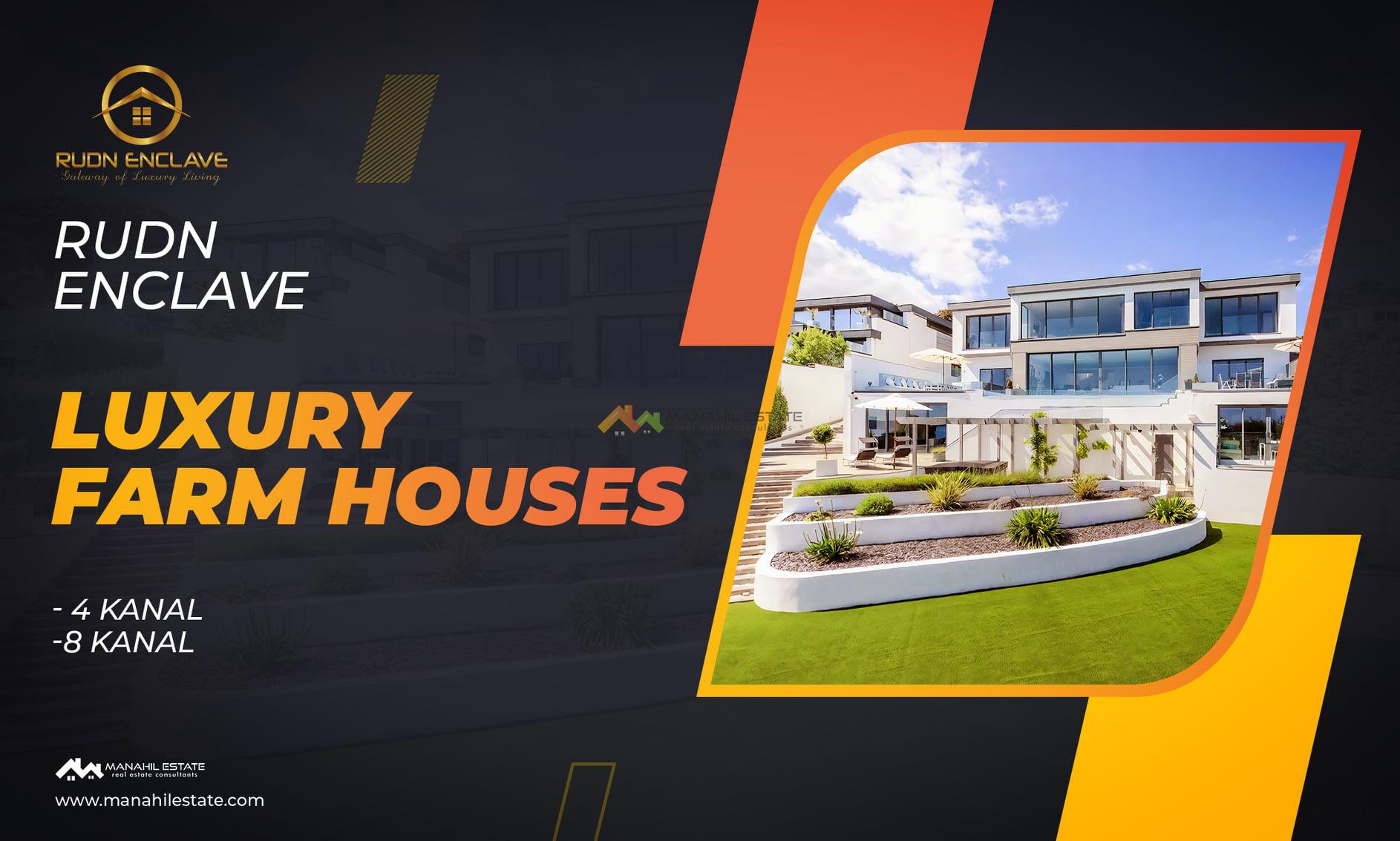 Rudn Enclave Farm Houses