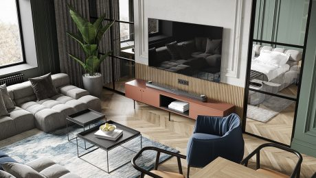 Colour-Connected-Interiors-Under-85-Sqm-900-Sqft-With-Floor