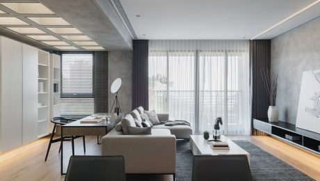 Grey-And-White-Apartment-Interiors-With-A-Sunny-Serenity